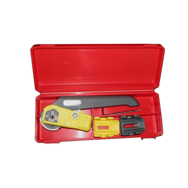 Fiber optic cable stripping knife KMS K longitudinal cable cutter, vertical cable stripper, cable cutting devic Free shipping