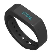 Hot I5 Plus Smart Bracelet Bluetooth 4.0 Waterproof Touch Screen Fitness Tracker Health Wristband Sleep Monitor Smart Watch