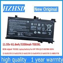11.55v 61.6wh/5350mah TE03XL NEW origianl TE03XL Laptop battery For HP