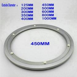 Hq H18 خارج ضياء 450 ملليمتر (18 بوصة) هادئ وسلس الصلبة الألومنيوم كسلان سوزان الدوار
