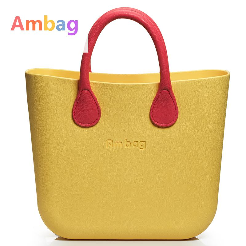Plastic Tassen Ontwerpen : Aliexpress buy new beach bags red handle women large