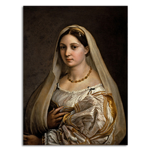 Woman with a Veil Painting