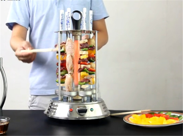 Us 109 0 Korean Bbq Grill Table In Food Processors From Home Appliances On Aliexpress Com Alibaba Group