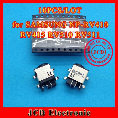 Prix pour De haute qualité! DC Power Jack Connecteur pour SAMSUNG NP-RV410 RV415 RV510 RV511 RV515 RV520 RV720 RC510 RF510 RF710