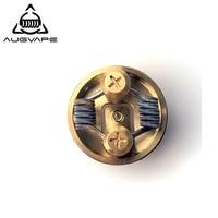 Augvape 2pcs Lot Homemade Alien Coil Prebuild Coil DIY For Electronic Cigarette RBA RTA RDA Vaporizer