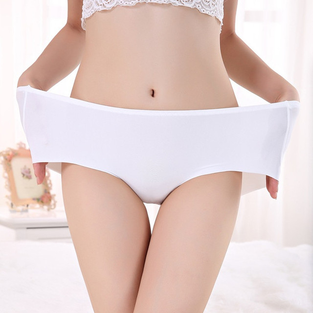 Sexy Seamless Soft Briefs
