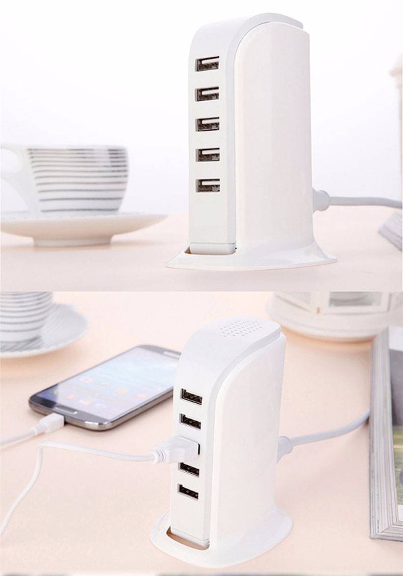 6 USB FAST CHARGER ADAPTER (4)