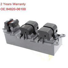 YAOPEI NEW Power Window Switch For Toyota Corolla Window Switch Master driver 84820-06100,8482006100 2003-2008(China)