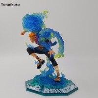 One Piece Figurka Figuarts Zero Marco Kolekcjonerska PCV 180mm Model Toy Anime One Piece Marco Ace Biała Broda Zabawki figurka