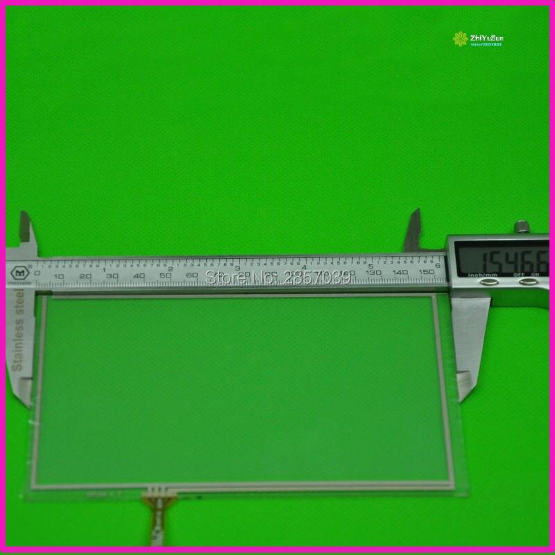 XWT288 6.2 inch 4 baris Untuk Mobil DVD layar sentuh panel 155mm * 88mm ini kompatibel 155 * 88 TouchSensor FreeShipping