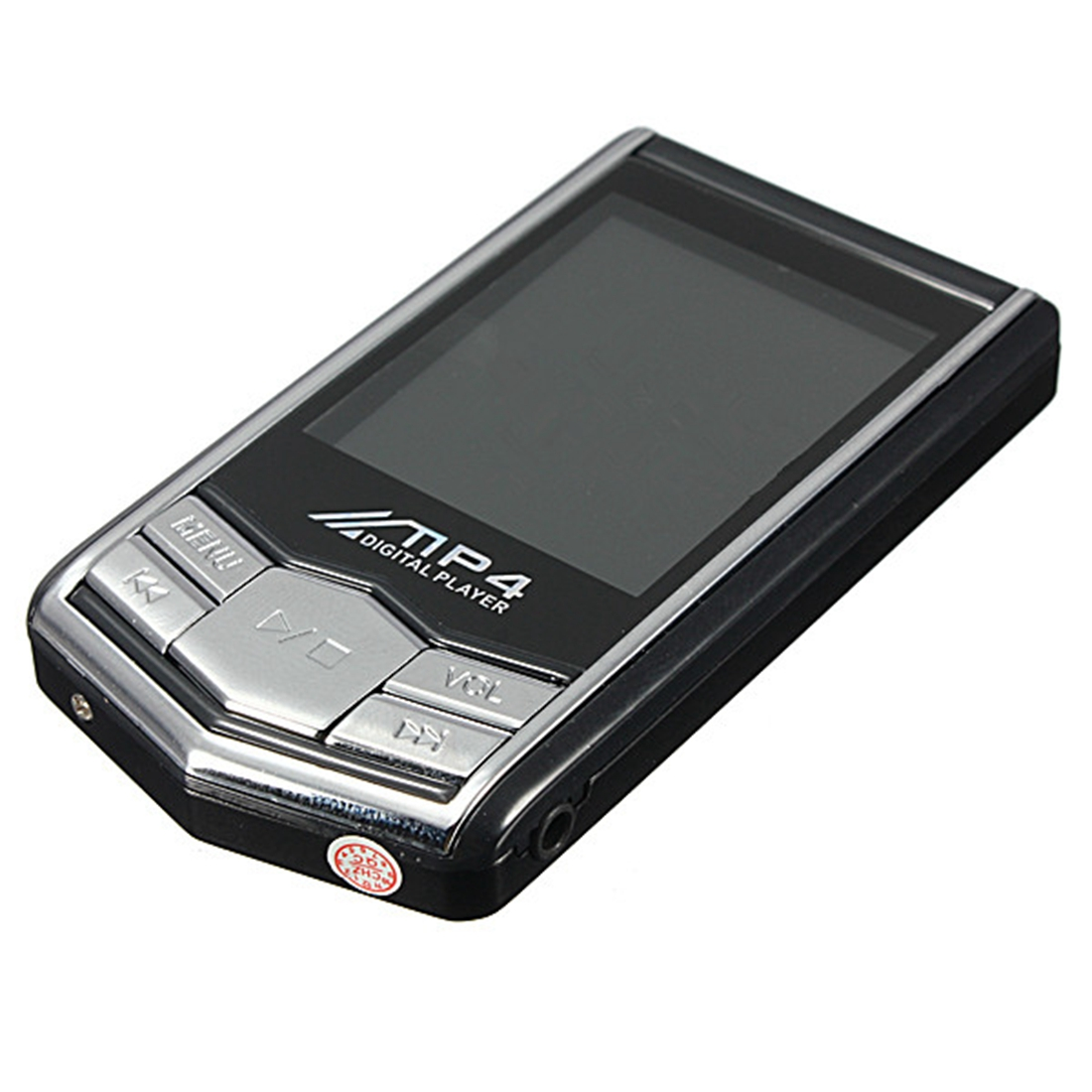 Mini Player 8GB MP3 MP4 LCD FM Radio Video Music Media Player Voice Recorder