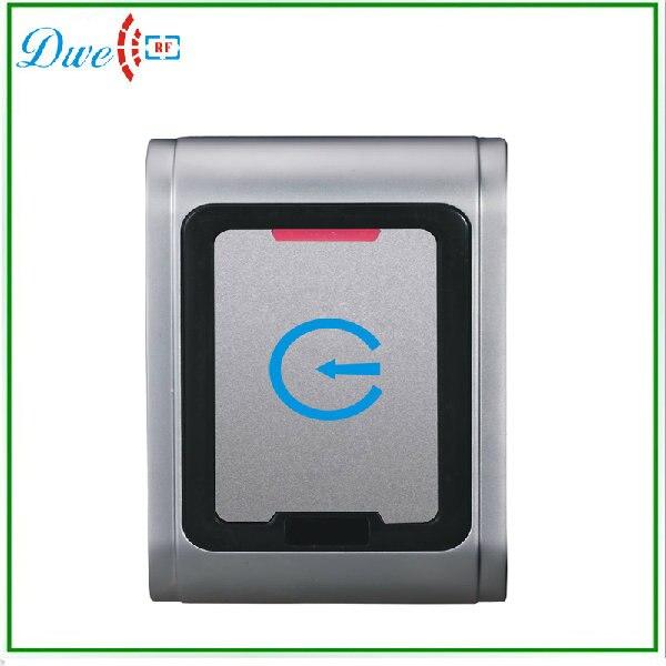 ФОТО free shipping 125Khz metal waterproof smart card reader for door control
