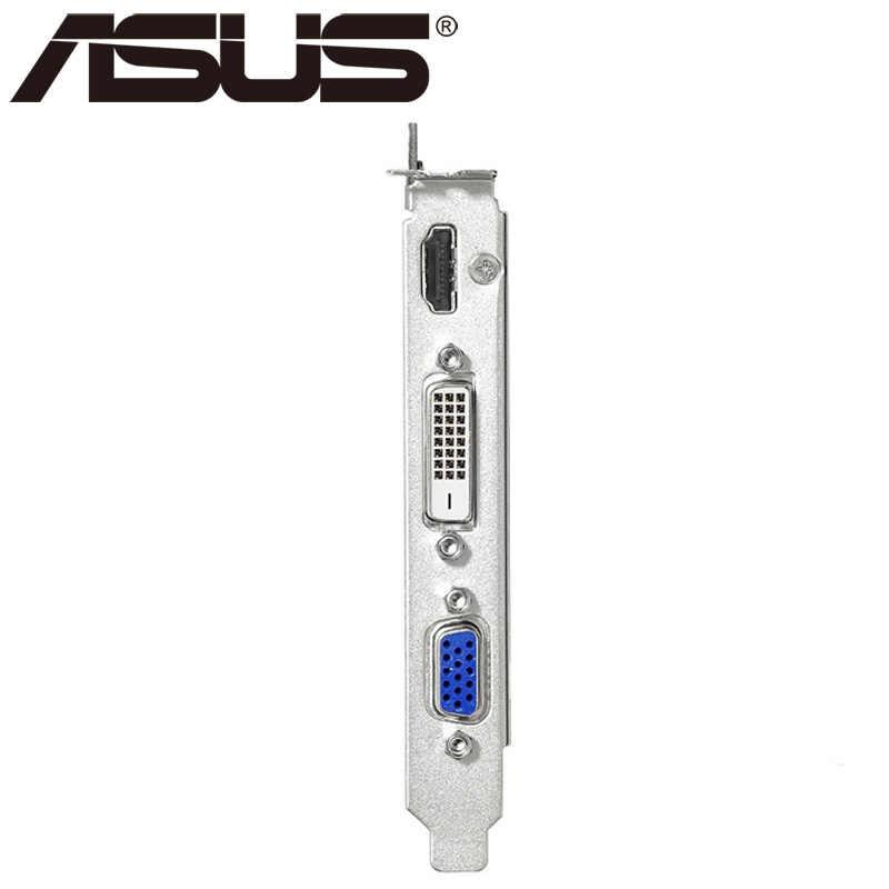Tarjeta gráfica ASUS Original GTX 750 2GB 128Bit GDDR5 tarjetas de vídeo para tarjetas VGA nVIDIA Geforce gx750 Hdmi Dvi VGA utilizado