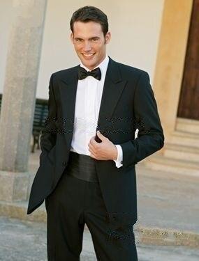 Novio Esmoquin Mejor boda del Juego del hombre Del Padrino de Boda Hombres  Trajes Novio c1fe928899b