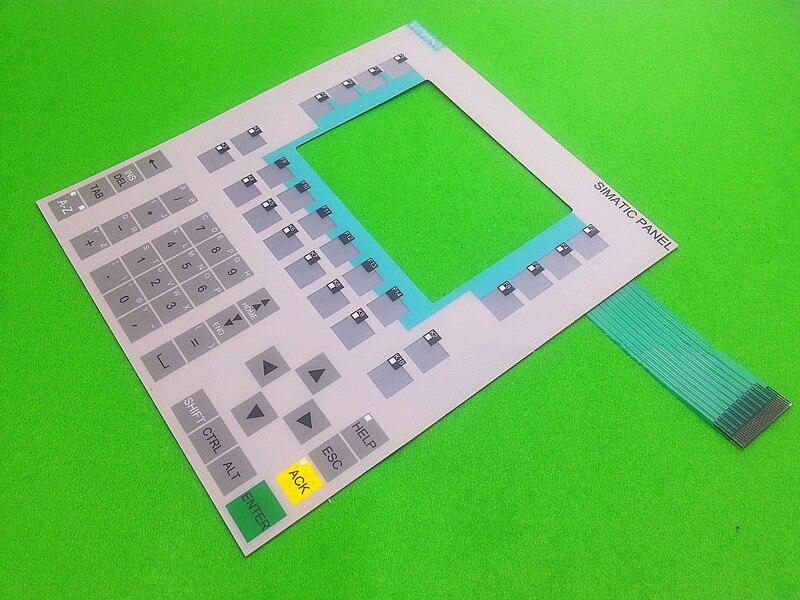все цены на  skylarpu 5.7 inch touchscreen for OP170b 6AV6 542-0BB15-2AX0 KEYPAD touch screen digitizer panel glass Free shipping  онлайн