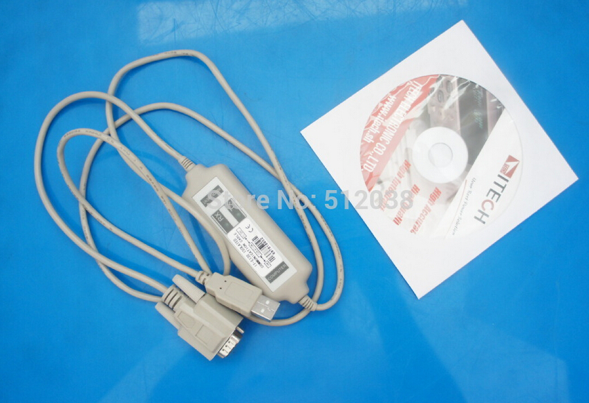 IT-E122 USB Communication cable and software CD for ITECH IT8511 DC Electronic Load ключ vorel 53571