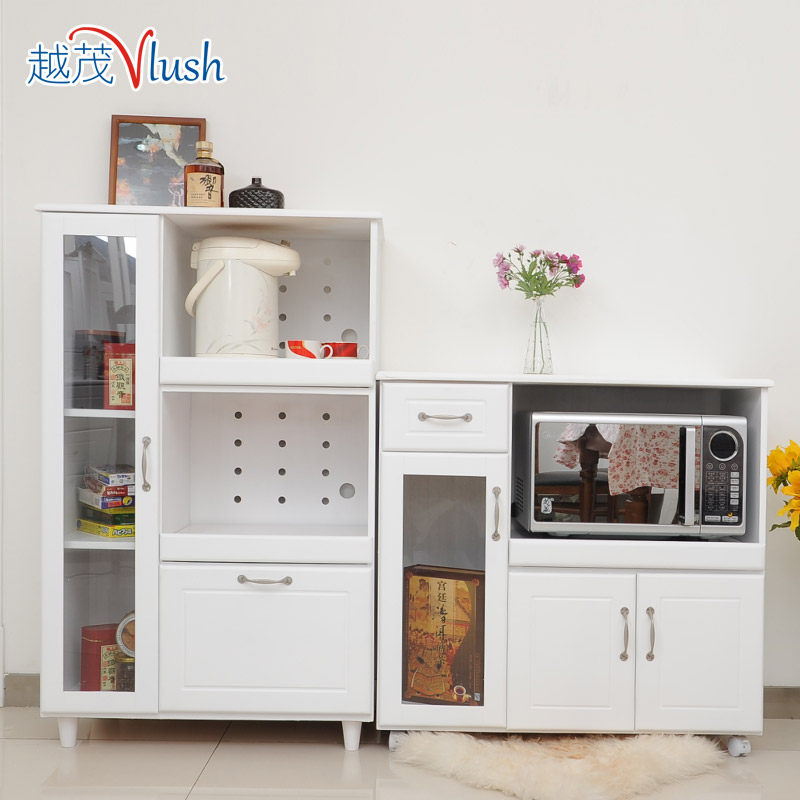 tienda online madera t aparador armario armarios minimalista blanco muebles de cocina modernos armarios de comida de microondas mesa lateral del gabinete