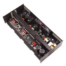 2000W*2CH 2U Professional Power Amplifier Stereo Class D DJ Subwoofer Studio Tulun play TIP900