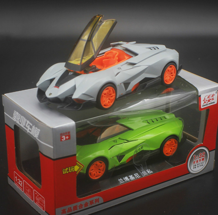 Collectible Electric Alloy mkd3 Scale Car Models Die-cast coche carro Toys for Children mkd3 1:32 auto Vehicle Rambo Egoista