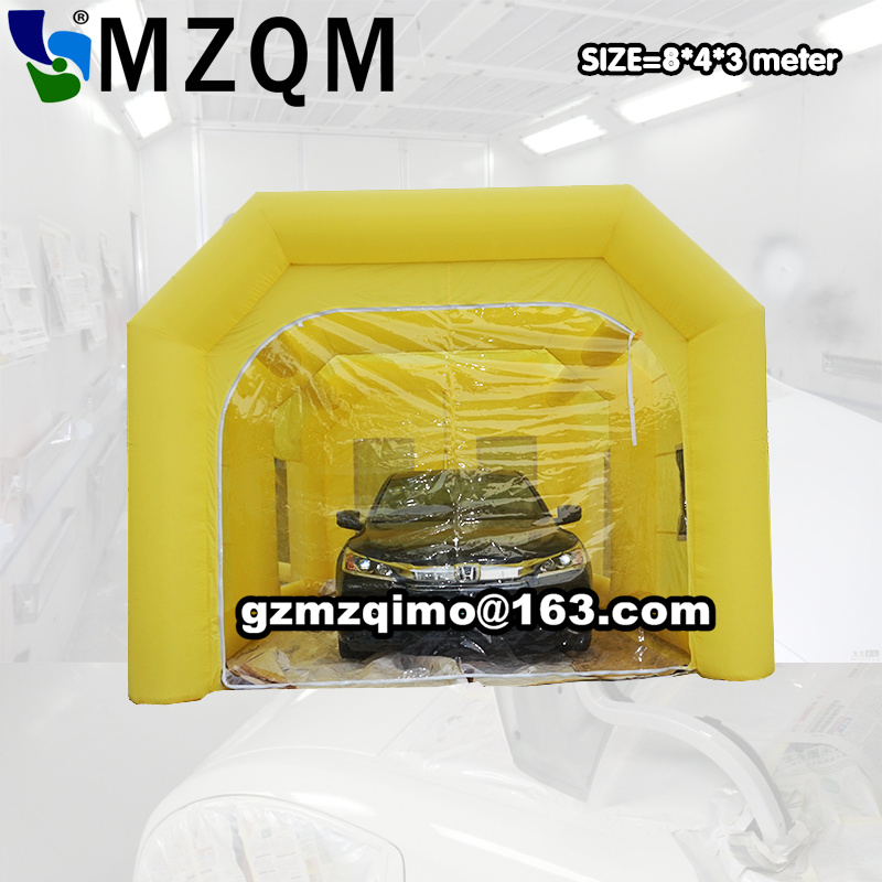 inflatable spray booth inflatable paint booth painting car tent car room portable inflatable spray booth for car painting