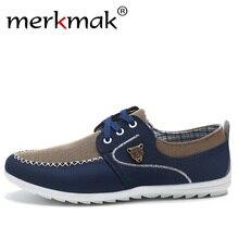 การวางสินค้าของผู้ชายรองเท้าลำลองขนาดใหญ่39-46รองเท้าผ้าใบสำหรับผู้ชายรองเท้าขับรถนุ่มComfortatbleคนรองเท้า