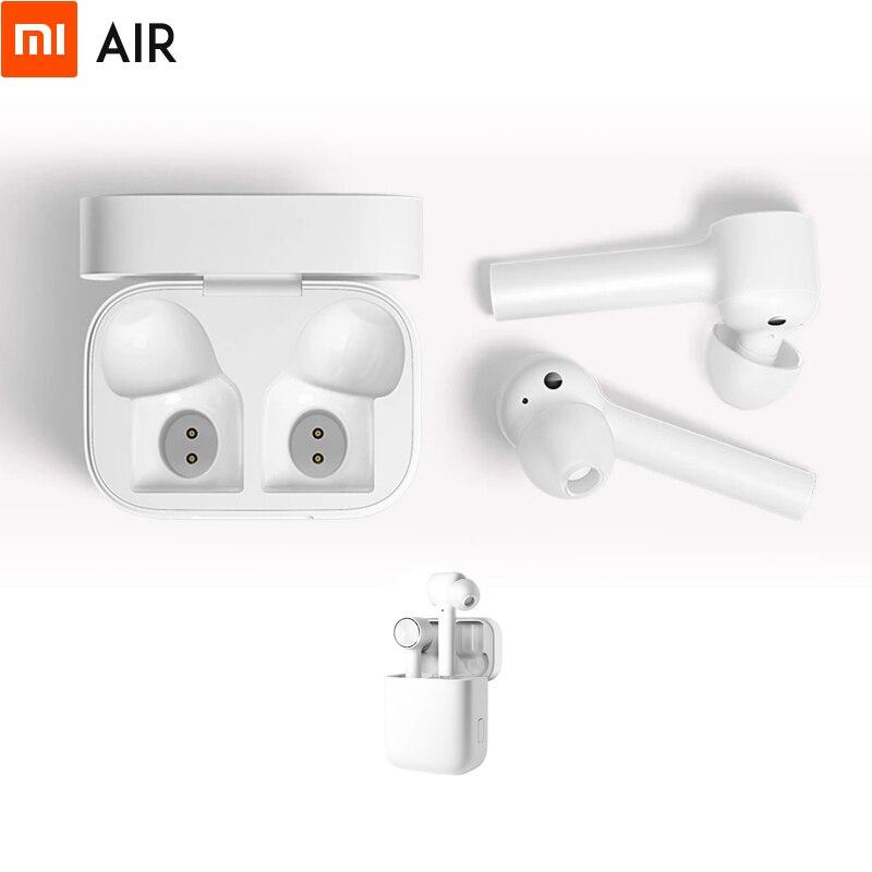 Original Xiaomi Air Bluetooth Headset TWS True Wireless Stereo Earphone ANC Mode ENC HD Tap Control