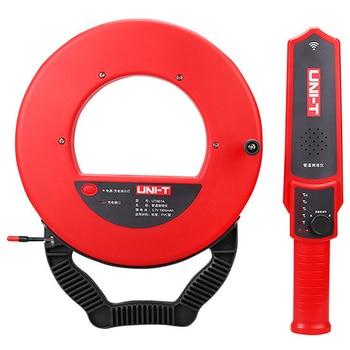 UNI-T wall pvc iron blocking tube UT661A UT661B detector diagnostic tool scanner blocking pipeline clogging plumbers instrument