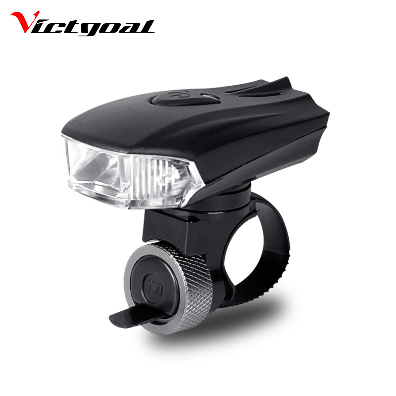 VICTGOAL Bicycle Light USB Rechargeable Front Bike Light Smart Sensor Waterproof  Headlight LED Night Cycling Accessories K1025 suunto bike sensor