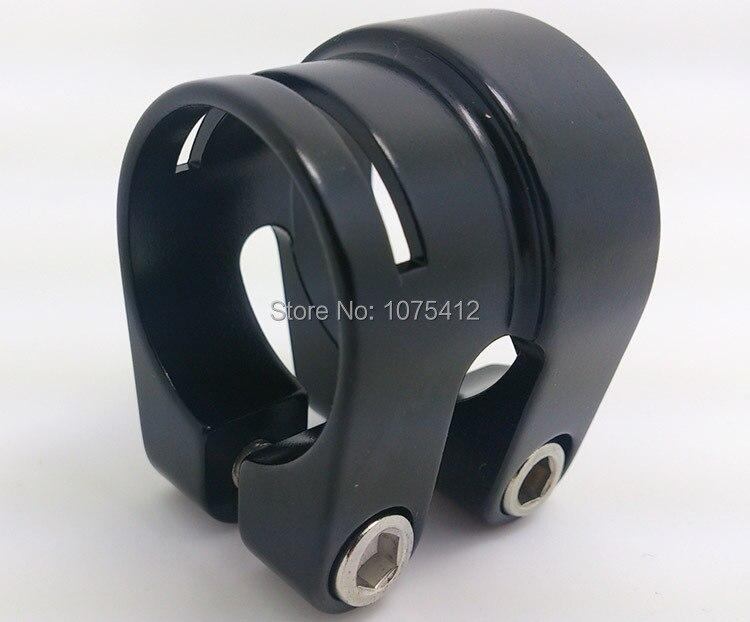 웃 유Gineyea CNC doble tija abrazadera 27.2/31.8mm para bicicleta de ...