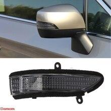 Правая сторона Зеркало заднего вида поворотов Светодиодный светильник для Subaru Forester Outback Damom