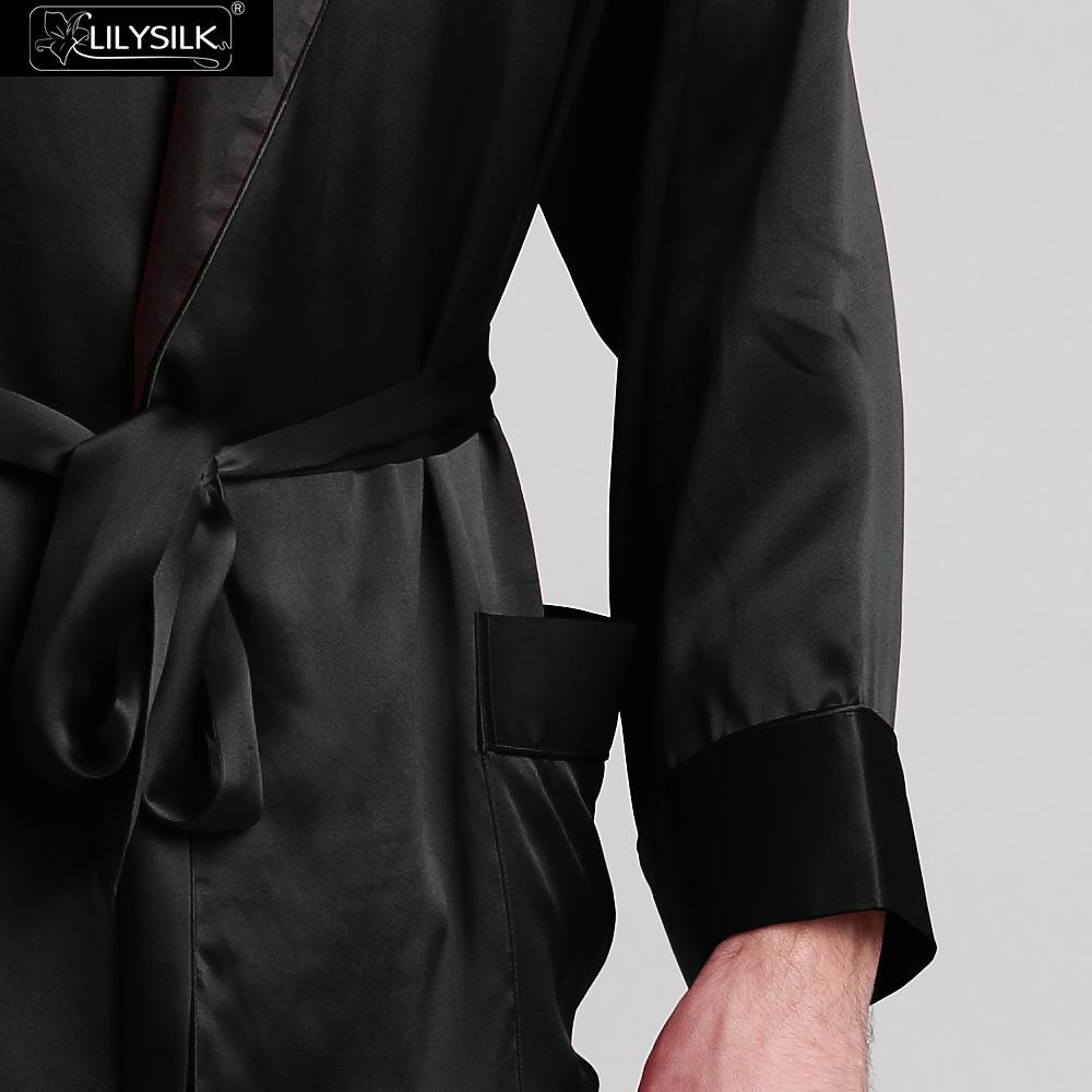 1000-black-22-momme-black-collar-silk-dressing-gown-01