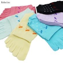 High Quality Harajuku Women's Sock 2016 Brand New Toe Separated Funny Socks Female Unicorn All Match Meias Winter Calcetines
