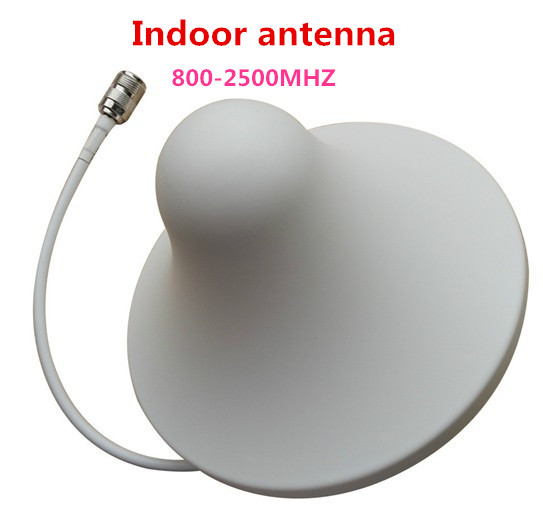 Indoor Ceiling Antenna 800-2500mzh for Wifi 3G GSM CDMA DCS mobile Signal Booster Repeater Amplifier