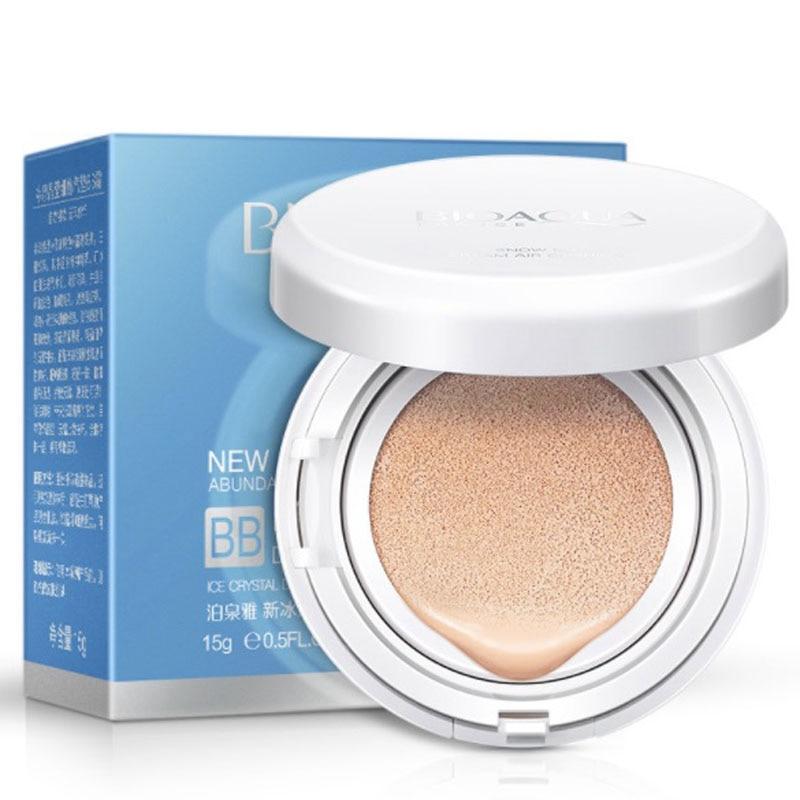 New korean cosmetics holika holika bb cream base sunscreen bb cream missha skin food south korea cc makeup air cushion missha bb 50ml