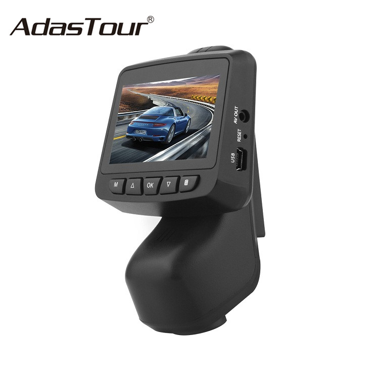 Hidden Camcorder DVR with rear view Dash Cam Wide-Angle Lens G-sensor WDR APP IPS Screen 1080P Video Recorder Dash Cam A307 WiFi