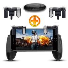 Игровой контроллер для мобильного телефона и джойстик для выживания R1L1 триггеры для ножей/PUBG/Rules