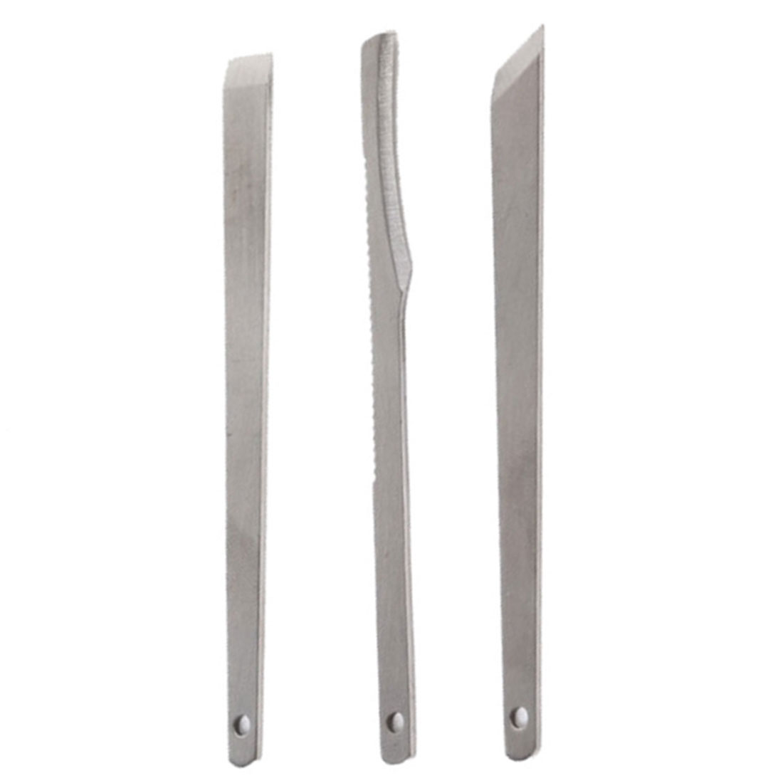 2018 New Pedicure Knife Stainless Steel Repairing Old Nails Nail Handle Blade Set Manicure Dead Skin Pedicure Tool 3pcs Pedicure