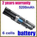 Bateria do portátil para acer as11a3e as11a5e jigu para aspire timelinex 3830tg 5830tg para gateway id47h id47h02c id57h id57h02u