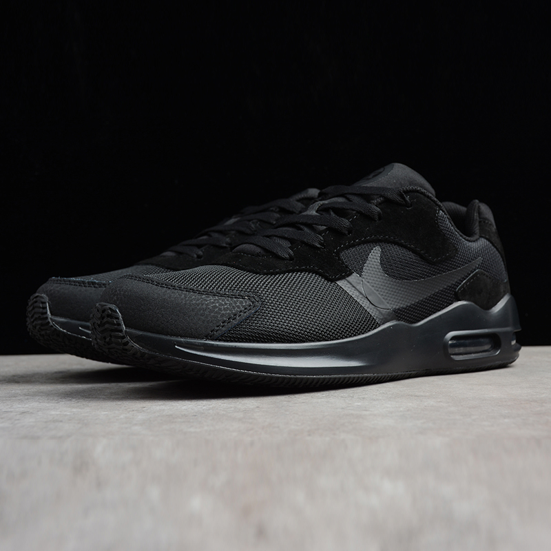 newest collection 6beef 2b18f Original Authentic NIKE AIR MAX GUILE Men s Running Breathable Lightweight  Shoes, Army Green Black, Shock absorbing 916768-in Running Shoes from  Sports ...