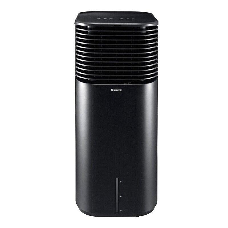 Пульт дистанционного управления кондиционер вентилятор 20L холодный дом портативный мини вентилятор Офис небольшой кондиционер один
