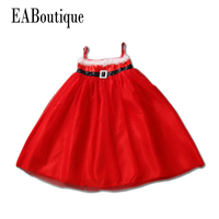 1 PCS Retail New Fashion High Quality Tutu Girls Christmas Dress Christmas Costumes Christmas Dress For