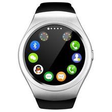 Neue Mode Smart Watch V365 Touchscreen Runde Smartwatch Getriebe S2 Mp3 Uhr Fitness Schrittzähler Smart Wacht Für IOS Android telefon