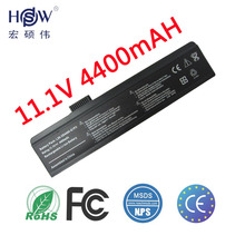 LAPtop battery for TCL K4226 K4227 K4221 K4225 K4231 K4258 K4201 K4202 K4200 K43 HAier W68 T61 A61 hasee F420S