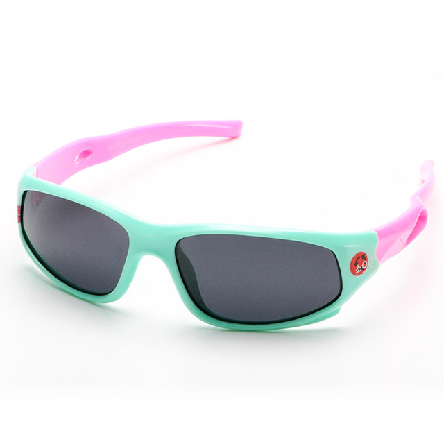 Cute Baby Polarized Sunglasses Kids Child Girls Boys Sport Goggles Polaroid Sun Glasses Shades Infant