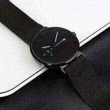 Erkek kol saatleri BOBO BIRD reloj para hombre, acero inoxidable Simple, indicador de fecha, relojes de cuarzo, regalos familiares, envío rápido