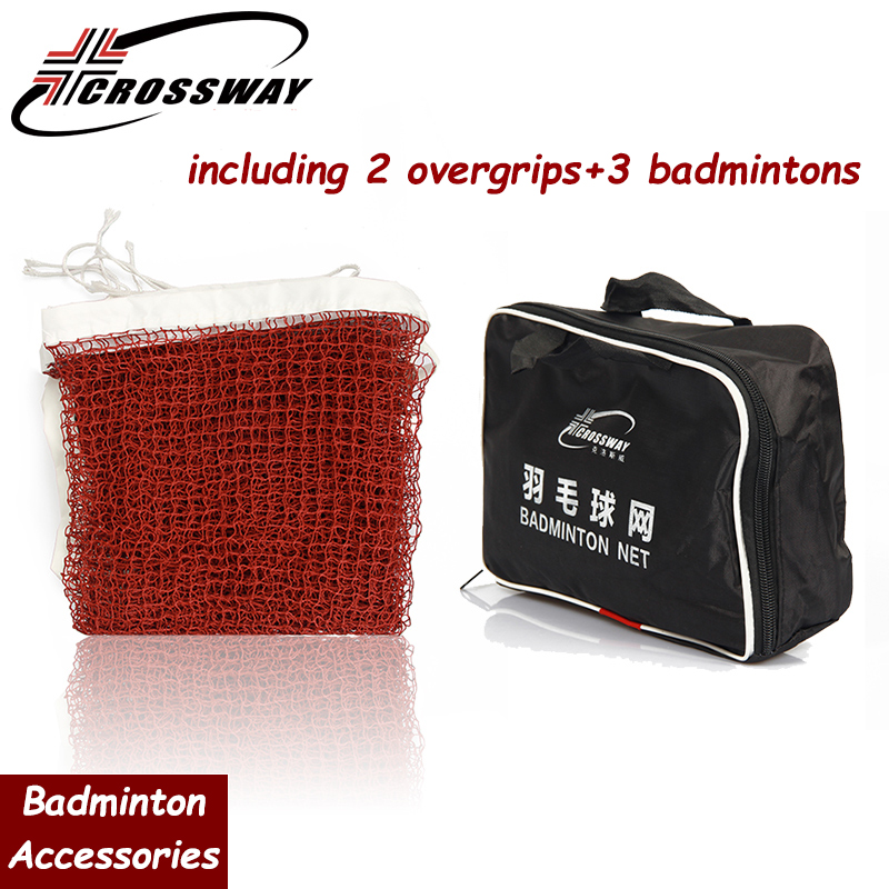 Outdoor Sport Badminton Net Standard Training Shuttlecock Mesh Entertainment