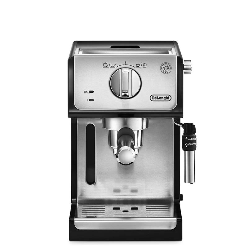 ماكينة صنع قهوة اسبريسو ديلونجي Ecp35 31 ماكينة قهوة منزلية ماكينة مطبخ إيطالية بضخ نصف أوتوماتيك آلة إعداد القهوة Aliexpress