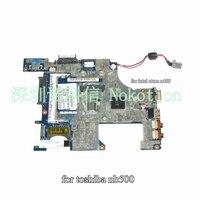 Nokotion K000114430 LA-6855P東芝nb500ノートパソコンのマザーボードアトムn455 ddr2