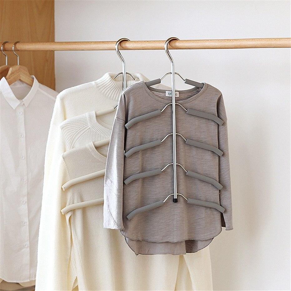 T Shirt Hanger Space Saver