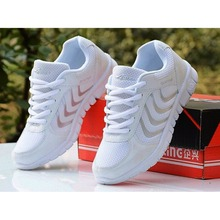 Femme casual chaussures respirant chaussures 2016 de mode chaude femmes chaussures style maille chaussures femmes